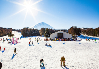 Skiing Holiday In JAPAN