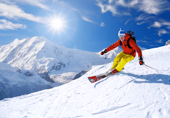 Skiing Holiday In USA
