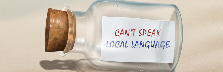 local language